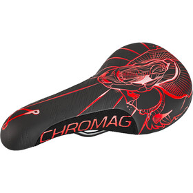 Chromag Overture Satula, black/red